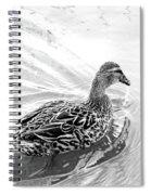 Susie Duck Spiral Notebook