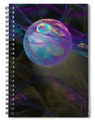 Suspension Spiral Notebook