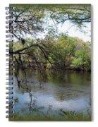 Suwannee River Spiral Notebook