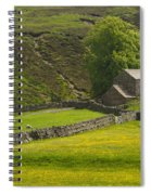 Swaledale Spiral Notebook