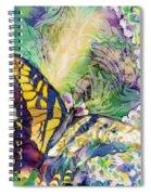 Swallowtail 1 Spiral Notebook