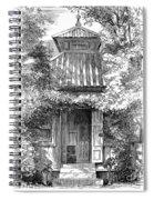 Swedenborgs Cottage Spiral Notebook