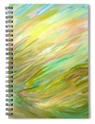 Sweeping Spiral Notebook