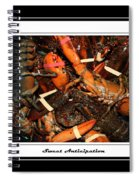 Sweet Anticipation Spiral Notebook