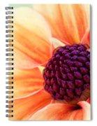 Sweet Dahlia Spiral Notebook