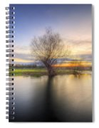 Sweet Escape Spiral Notebook