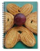 Sweet Flower Spiral Notebook