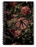 Sweet Lantana Spiral Notebook