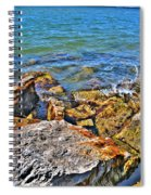 Sweet Splashes Spiral Notebook