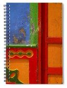 Sweet Tart Spiral Notebook