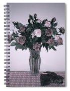 Sweet Valentine Bouquet  Spiral Notebook