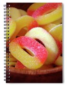 Sweeter Candys Spiral Notebook