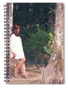 Sweetwater Strand 003 Spiral Notebook