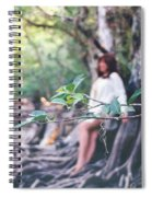 Sweetwater Strand 005 Spiral Notebook