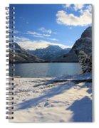 Swiftcurrent Sunburst Spiral Notebook