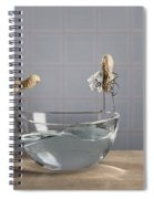 Swimming Pool Spiral Notebook