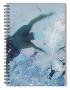 Swimplicity Spiral Notebook