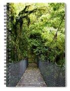 Swingbridge Spiral Notebook