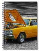 Swinger Muscle Car Spiral Notebook