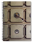 Switch Panel Spiral Notebook