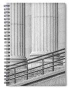 Symmetry Spiral Notebook