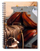 Synchrotron Alignment Magnet Spiral Notebook