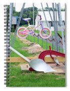 Syracuse Chilled Plow Co. Spiral Notebook
