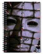 Syringe Head Spiral Notebook
