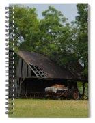 T Barn 3 Spiral Notebook