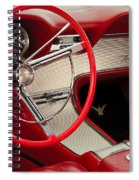 T-bird Interior Spiral Notebook