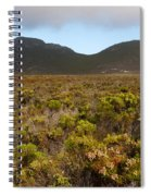 Table Mountain National Park Spiral Notebook