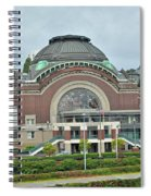 Tacoma Court House Spiral Notebook