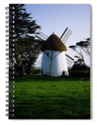 Tacumshane Windmill, Co Wexford, Ireland Spiral Notebook