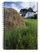 Tacumshane Windmill, County Wexford Spiral Notebook