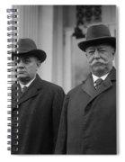Taft & Butler, 1922 Spiral Notebook