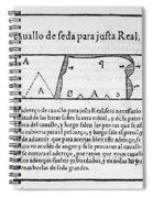 Tailors Pattern Book, 1589 Spiral Notebook