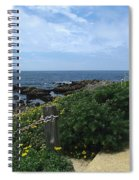 Take A Walk With Me Spiral Notebook