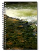 Beautiful River Spiral Notebook