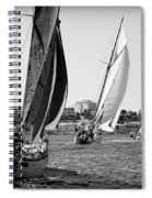 Tall Ship Races 2 Spiral Notebook