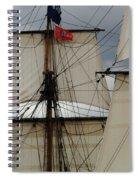 Tall Ships Spiral Notebook