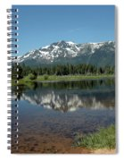 Tallac Reflections Spiral Notebook