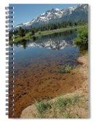 Tallac Run Off Spiral Notebook