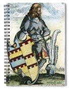 Tamerlane (1336?-1405) Spiral Notebook