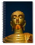 Tangsai Buddha Spiral Notebook