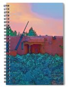 Taos Casita II Spiral Notebook