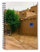 Taos Spiral Notebook
