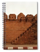 Tapae Gate  Spiral Notebook
