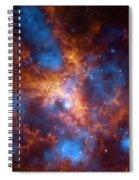 Tarantula Nebula 30 Doradus Spiral Notebook