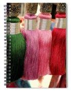 Tassels Spiral Notebook