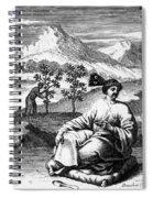 Tea: Treatise, 1687 Spiral Notebook